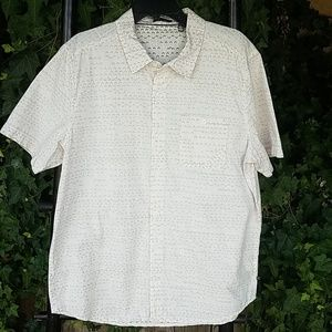 Toad&Co Button Down. Men's Sz Large